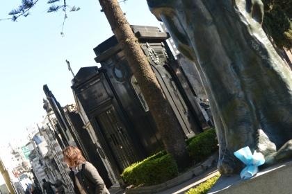 above ground cemetery